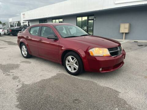 2008 Dodge Avenger for sale at UNITED AUTO BROKERS in Hollywood FL