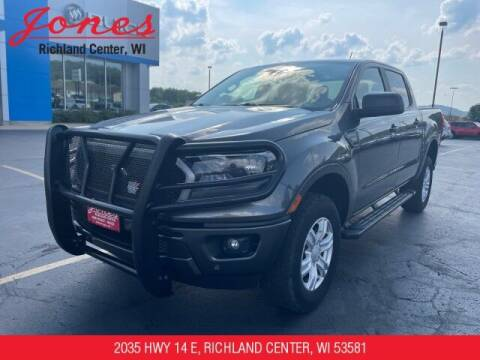 2019 Ford Ranger for sale at Jones Chevrolet Buick Cadillac in Richland Center WI