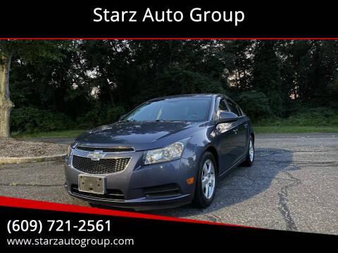 2013 Chevrolet Cruze for sale at Starz Auto Group in Delran NJ