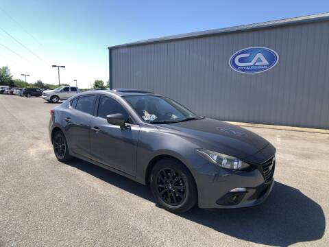 2016 Mazda MAZDA3 for sale at City Auto in Murfreesboro TN