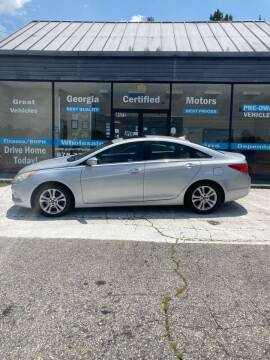 2011 Hyundai Sonata for sale at Georgia Certified Motors in Stockbridge GA