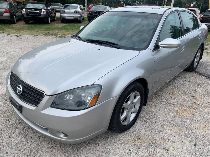 2006 Nissan Altima for sale at Deme Motors in Raleigh NC