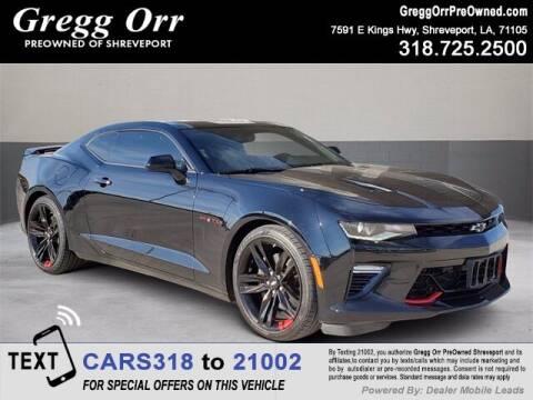 2018 Chevrolet Camaro for sale at Gregg Orr Pre-Owned Shreveport in Shreveport LA