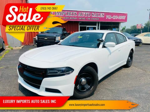 2016 Dodge Charger for sale at LUXURY IMPORTS AUTO SALES INC in North Branch MN