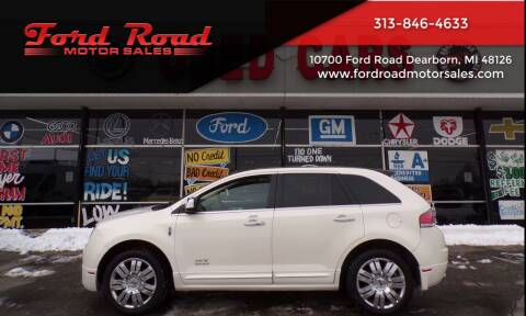 2008 Lincoln MKX for sale at Ford Road Motor Sales in Dearborn MI