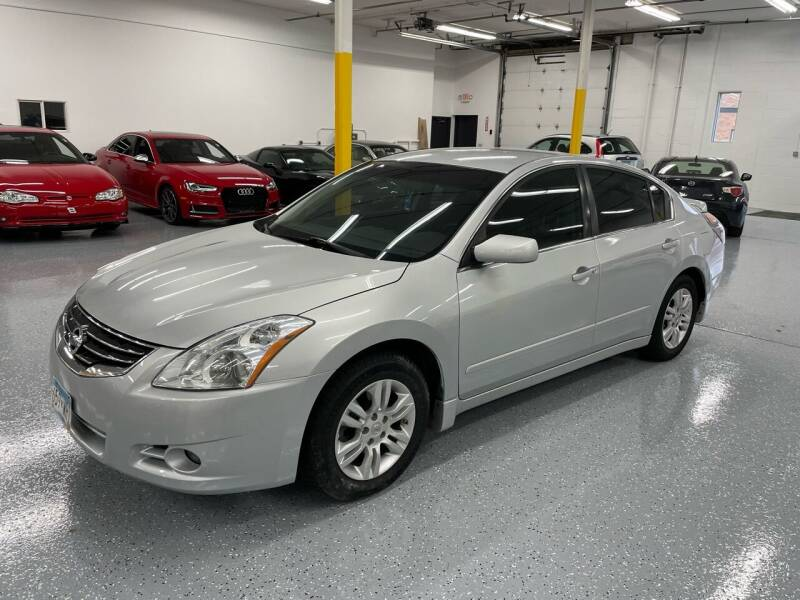 2012 Nissan Altima for sale at The Car Buying Center in Saint Louis Park MN