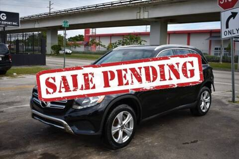 2018 Mercedes-Benz GLC for sale at STS Automotive - Miami, FL in Miami FL