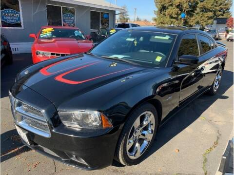 2014 Dodge Charger for sale at AutoDeals in Daly City CA