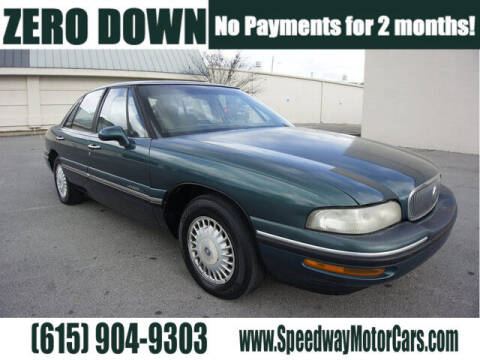 1998 Buick LeSabre for sale at Speedway Motors in Murfreesboro TN
