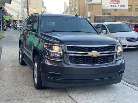 2016 Chevrolet Tahoe for sale at New 3 Way Auto Sales in Bronx NY