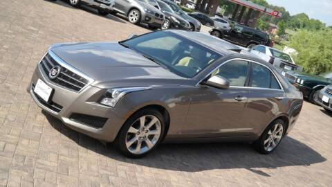 2014 Cadillac ATS for sale at Cars-KC LLC in Overland Park KS