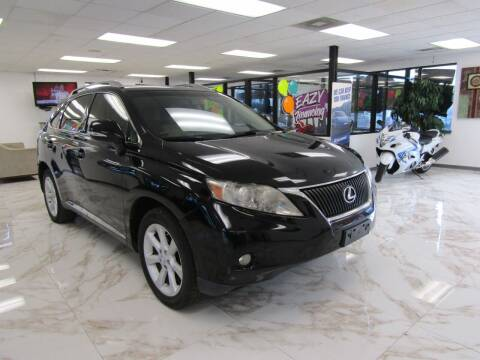 2010 Lexus RX 350 for sale at Dealer One Auto Credit in Oklahoma City OK