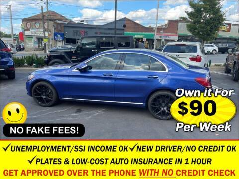 2015 Mercedes-Benz C-Class for sale at AUTOFYND in Elmont NY