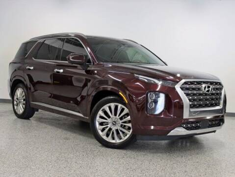 2020 Hyundai Palisade for sale at Vanderhall of Hickory Hills in Hickory Hills IL