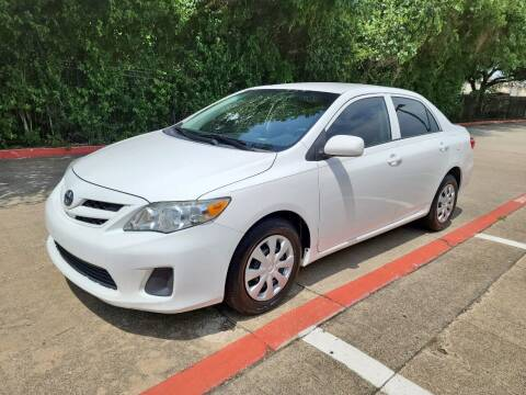2013 Toyota Corolla for sale at DFW Autohaus in Dallas TX