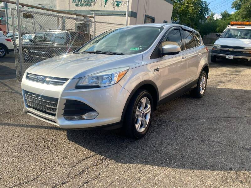 2013 Ford Escape for sale at MG Auto Sales in Pittsburgh PA