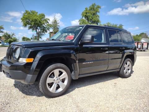 2014 Jeep Patriot for sale at Economy Motors in Muncie IN