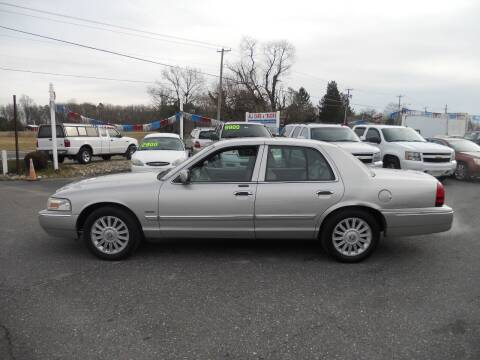 2009 Mercury Grand Marquis for sale at All Cars and Trucks in Buena NJ