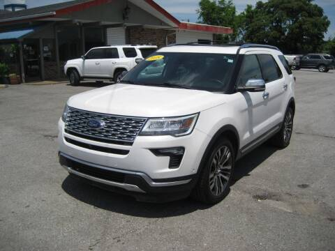 2018 Ford Explorer for sale at Import Auto Connection in Nashville TN