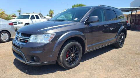 2017 Dodge Journey for sale at Fast Trac Auto Sales in Phoenix AZ