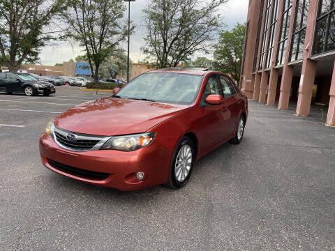 2009 Subaru Impreza for sale at Modern Auto in Denver CO