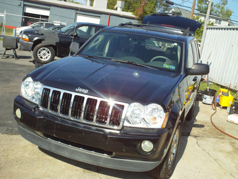2007 Jeep Grand Cherokee for sale at Marlboro Auto Sales in Capitol Heights MD
