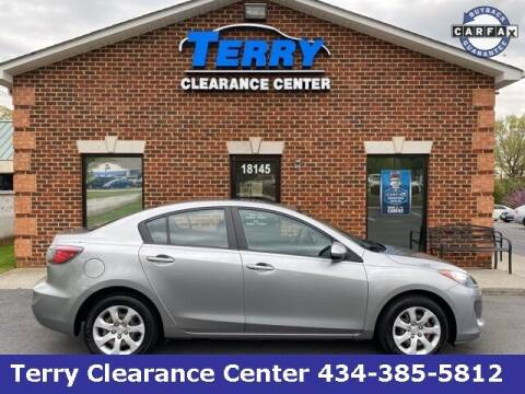 2013 Mazda MAZDA3 for sale at Terry Clearance Center in Lynchburg VA