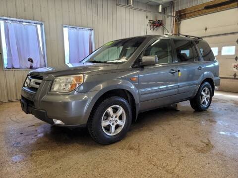 2007 Honda Pilot for sale at Sand's Auto Sales in Cambridge MN