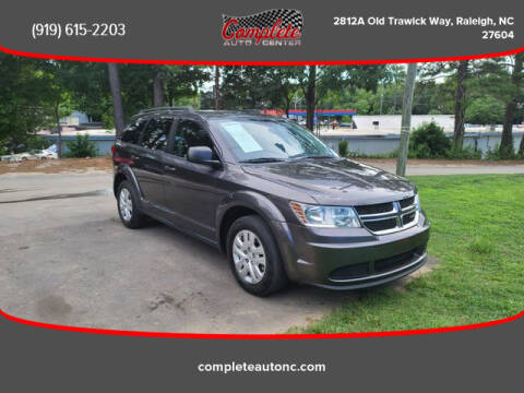 2015 Dodge Journey for sale at Complete Auto Center , Inc in Raleigh NC