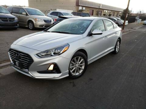 2019 Hyundai Sonata for sale at High Line Auto Sales in Salt Lake City UT