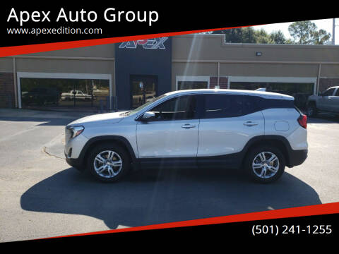 2018 GMC Terrain for sale at Apex Auto Group in Cabot AR