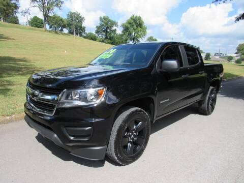 2020 Chevrolet Colorado for sale at Roadstar Auto Sales Inc in Nashville TN