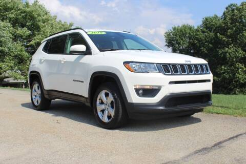 2018 Jeep Compass for sale at Harrison Auto Sales in Irwin PA