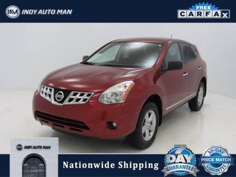 2012 Nissan Rogue for sale at INDY AUTO MAN in Indianapolis IN