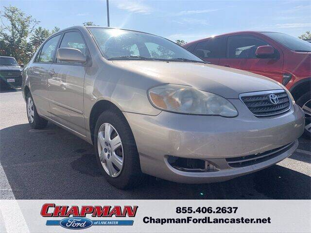 2007 Toyota Corolla for sale at CHAPMAN FORD LANCASTER in East Petersburg PA