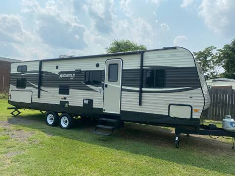 2018 Wildwood Avenger for sale at Import Auto Mall in Greenville SC
