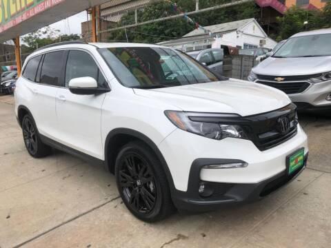 2021 Honda Pilot for sale at Sylhet Motors in Jamaica NY