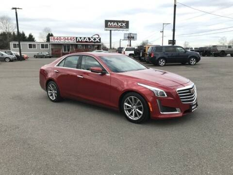 2018 Cadillac CTS for sale at Maxx Autos Plus in Puyallup WA