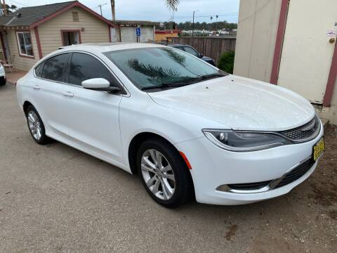2015 Chrysler 200 for sale at HEILAND AUTO SALES in Oceano CA