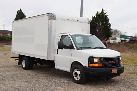 2012 GMC Savana Cutaway for sale at El Compadre Trucks in Doraville GA