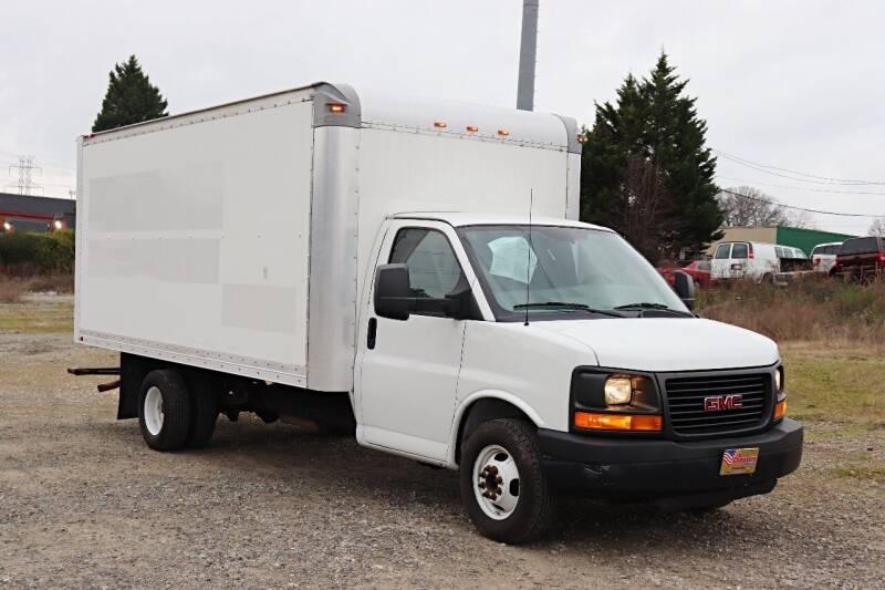 2012 GMC Savana Cutaway for sale at El Compadre Trucks in Doraville GA