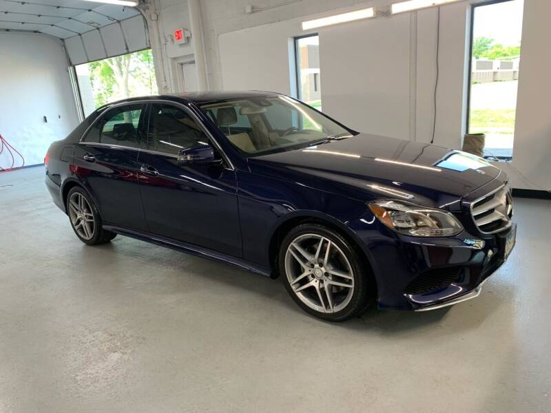 2014 Mercedes-Benz E-Class for sale at The Car Buying Center in Saint Louis Park MN