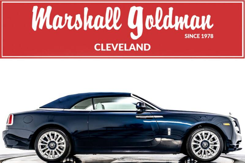 2019 Rolls-Royce Dawn for sale in Cleveland, OH