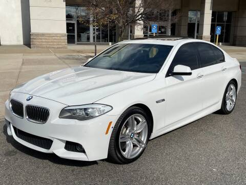2013 BMW 5 Series for sale at HI CLASS AUTO SALES in Staten Island NY