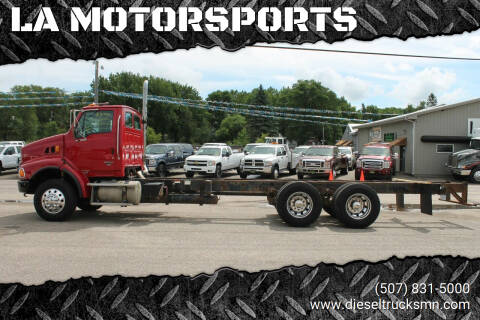 2006 Sterling L9500 Series for sale at LA MOTORSPORTS in Windom MN