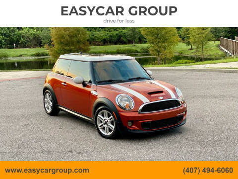2011 MINI Cooper for sale at EASYCAR GROUP in Orlando FL