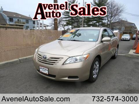 2009 Toyota Camry for sale at Avenel Auto Sales in Avenel NJ