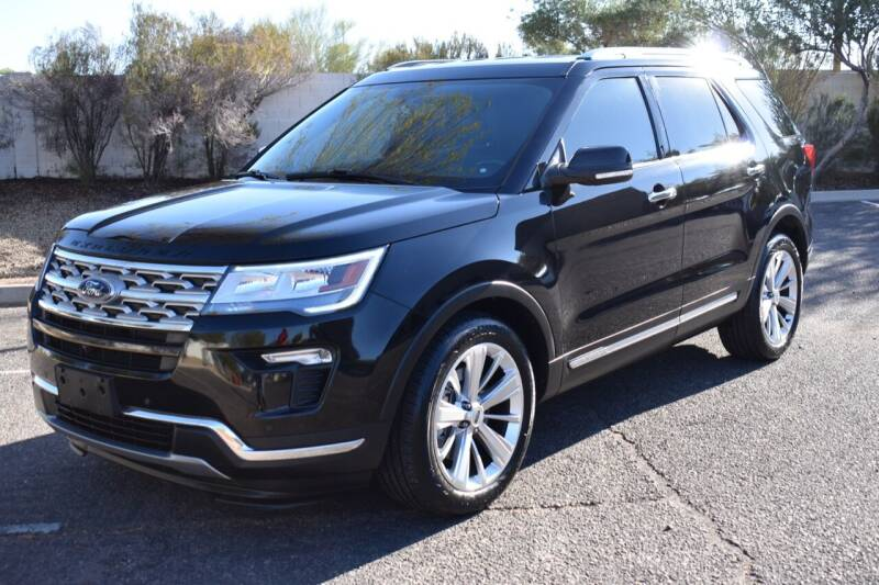 2019 Ford Explorer for sale at AMERICAN LEASING & SALES in Tempe AZ