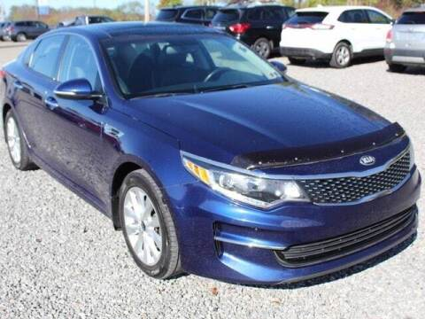 2018 Kia Optima for sale at Street Track n Trail - Vehicles in Conneaut Lake PA