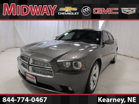 2012 Dodge Charger for sale at Midway Auto Outlet in Kearney NE